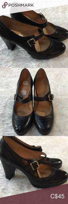 In very good condition, worn only a few times. Very comfortable and well made shoes. Boat Shoes, Shoes Heels, Naturalizer Shoes, Plus Fashion, Fashion Tips, Fashion Trends, Mary Janes, Times, Best Deals