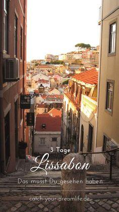 #Lissabon #Städtereise #Portugal