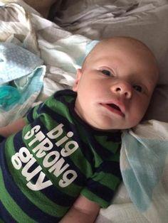 Israel David Dillard....what a chunk!! He's adorable!