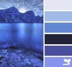 night blues #Color Palettes