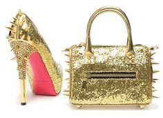 Ruthie Davis is applying her disco glam shoe style to handbags for spring
