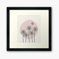 Abstract Posters, Abstract Canvas, Framed Art Prints, Poster Prints, Canvas Prints, Flower Garden Design, Poster Design Inspiration, Boho Bedding, Centerpiece Decorations