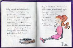 """""""El Diamante Espeluznante"""" - Cuento PopUp de Espantos: Alondon / Textos: Atenea Hoja 11 (reacc.)"""
