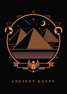 Displate Poster Ancient: Egypt of egypt Egyptian Symbols, Egyptian Art, Egyptian Eye Tattoos, Ancient Egypt Art, Ancient Aliens, Ancient Artifacts, Ancient Greece, Ancient History, Egypt Wallpaper