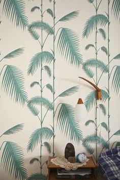 Cole & Son Palm wallpaper