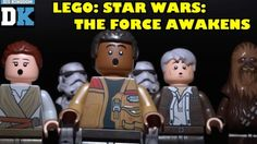 LEGO Star Wars: The Force Awakens Latest Trailer Thoughts  VIDEO
