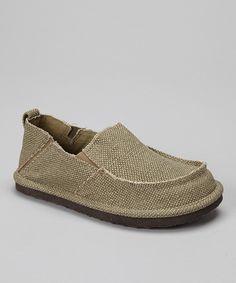 Loving this Beige Marley Slip-On Shoe on #zulily! #zulilyfinds