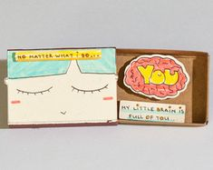 """Items similar to Geeky Tetris Love Card / Anniversary Card/ Tiny Love Card Matchbox """"You are my perfect piece"""" / Gift box / Message box on Etsy Birthday Presents For Girlfriend, Girlfriend Anniversary Gifts, Presents For Best Friends, Birthday Cards For Men, Anniversary Cards, Diy Birthday, Birthday Gifts, Christmas Birthday, Anniversary Funny"""