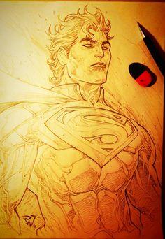 Super Man of Steel by *pant on deviantART