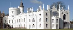 Strawberry Hill England's most elegant and eccentric Gothic houses. 268 Waldegrave Road, Twickenham, TW1 4ST