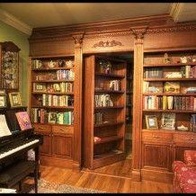 How to Build a Secret Bookcase Door #secret #hidden door