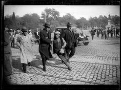 1931 Detención de un huelguista, Madrid, por Luis Ramón Marín.