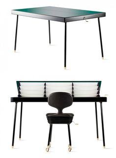 Homework Table par Nika Zupanc