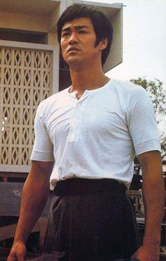 #BruceLee The Big Boss