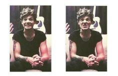 louis tomlinsonso adorable  This explains exactly why I love Louis Tomlinson.