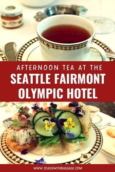 Looking for Seattle Vacation Ideas? If you visit Seattle make a high tea at the Seattle Fairmont Olympic Hotel. best hotel tips, hotel hacks, luxurious interior, beautiful vacations, affordable vacations. Seattle Vacation, Family Vacation Destinations, Vacation Trips, Travel Destinations, Vacation Ideas, Visiting Seattle, Best Places To Travel, Cool Places To Visit, Olympic Hotel