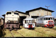 RailPictures.Net Photo: Littorina N°2 Eritrean Railways Fiat Littorina Railcar at Asmara, Eritrea by Daniel SIMON: