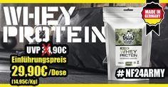 welches whey protein kaufen günstig online bestellen im NF24 Shop