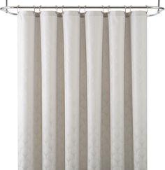 Liz Claiborne Dazzled Shower Curtain
