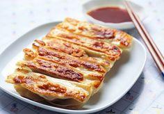 ♨ Gebratene Teigtaschen - Guo Tie (Pfannenkleber)
