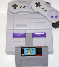 Super nintendo, still have on of these and it WORKS! lol