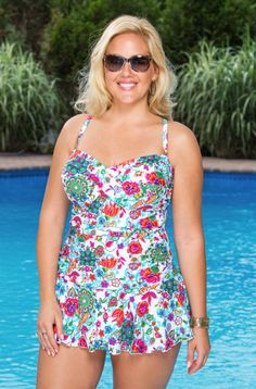 b10a539541 Plus Size Swimwear   Bathing Suits Made For Women