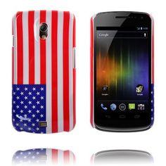 Patriot (U.S. Flag) Samsung Galaxy Nexus-Skal