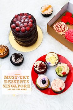 Singapore Best Desserts