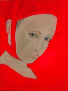 ÖL und Acryl, 60 x 80 cm, Vorlage Garcia unschwer zu erkennen. Der Hintergrund ist bei mir allerdings neonfarben was im Foto nicht so raus kommt