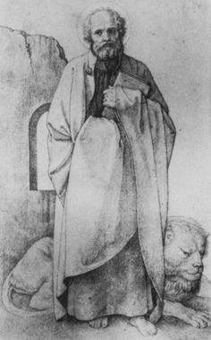 Overbeck, Johann Friedrich: Evangelist Markus