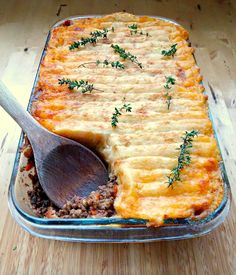 Mum's Traditional Cottage Pie