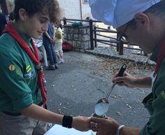 Educazione all'alimentazione al centro delle attività scout