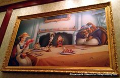 Lunch Review from Be Our Guest Restaurant in Disney World's New Fantasyland
