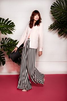 Stripes Are Fun & Flattering BUT How To Wear Them?! http://fashionsushi.com/2013/11/20/stripes-are-fun-flattering-but-how-to-wear-them/