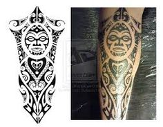 maori tattoos forearm - Google Search