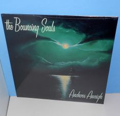 the BOUNCING SOULS anchors aweigh LP Record SEALED