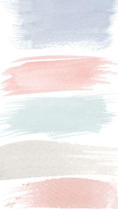 Phone screensaver, iPhone wallpaper, paintbrush strokes background, spring pastels screensaver, simple phone b Frühling Wallpaper, Spring Wallpaper, Iphone Background Wallpaper, Painting Wallpaper, Aesthetic Iphone Wallpaper, Aesthetic Wallpapers, Pastel Pink Wallpaper Iphone, Wallpaper Ideas, Cute Iphone Wallpaper Tumblr