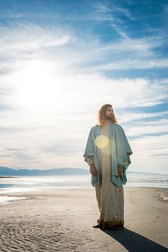 The Comforter of Hope | Modern LDS Art | A Moment With Christ | Images of Jesus Christ