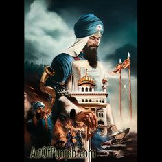 Guru Hargobind - Lord of Miri Piri