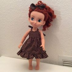 "DOLL CLOTHES FOR 16"" DISNEY ANIMATOR DOLL #Dolldress"