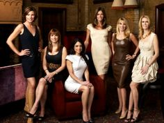 Real Housewives of New York-my guilty pleasure...but only till Bethany was on the show....