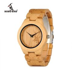 Wooden bamboo for ladies 2017 simply