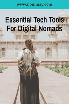 When you're aspiring to that highly desired digital nomad life, not only do you need to have a business that you can operate from almost anywhere in the world, you need the right tools to make it happen. #digitalnomad #locationindependent #traveling #travelandwork #travel Travel Plan, Work Travel, Travel Tips, Promotion Tools, Round The World Trip, Instagram Schedule, Being In The World, Digital Nomad, Blogging For Beginners