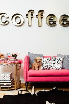 Pastels are pretty and corals feel tropical, but for something a little wilder, hot pink is the only way to go. Here, 18 ways to bring the hue home.