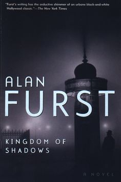 Spy novels of Alan Furst
