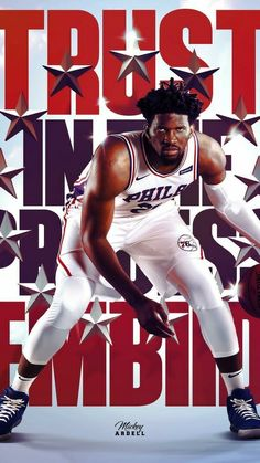 Joel Embiid Wallpaper Nba Art Nba Sports Nba Players inside Joel Embiid Wallpapers Iphone - Find your Favorite Wallpapers! Basketball Practice, Basketball Is Life, Basketball Skills, Basketball Pictures, Basketball Games, Basketball Design, Soccer, Nba Sports, Sports News
