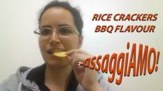 #rice #cracker #bbq #barbecue #flavour #snack #assaggio #tasting