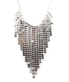 Galaxy Fringe Necklace