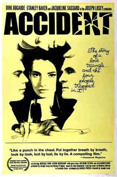 Accident (1967) - Joseph Losey [August 11, 2012]