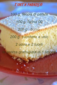 Italian Desserts, Mini Desserts, No Bake Desserts, Dessert Recipes, Cupcakes, Cupcake Cakes, Sweets Cake, Daily Meals, Pinterest Recipes